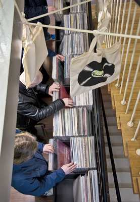 Record Store Day tulee taas.
