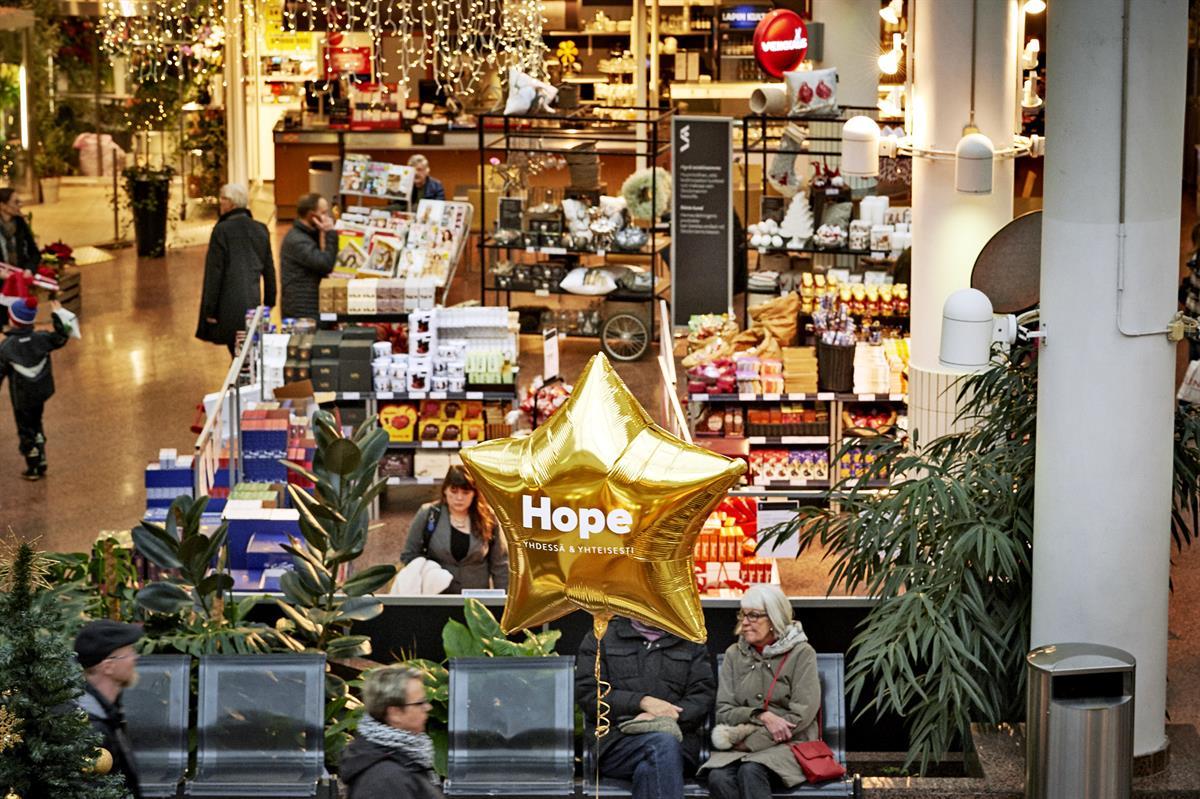 Hope Joululahjakeräys