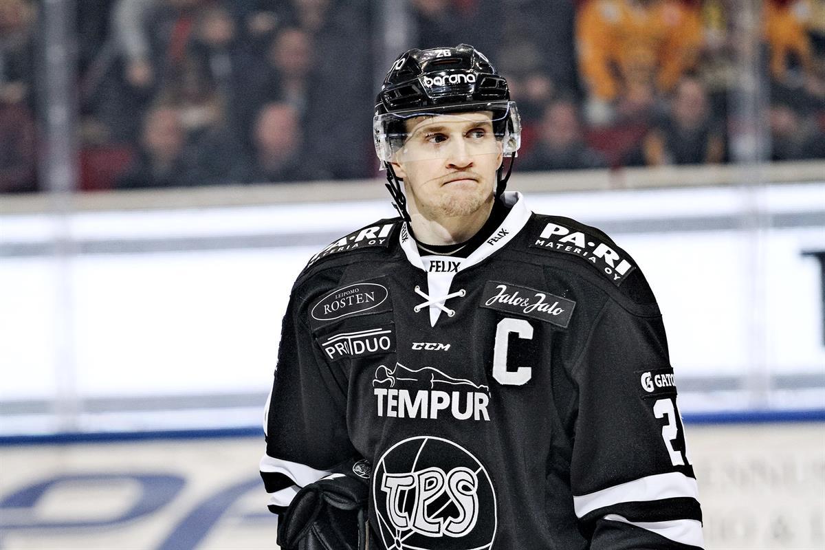 Lauri Korpikoski Tps