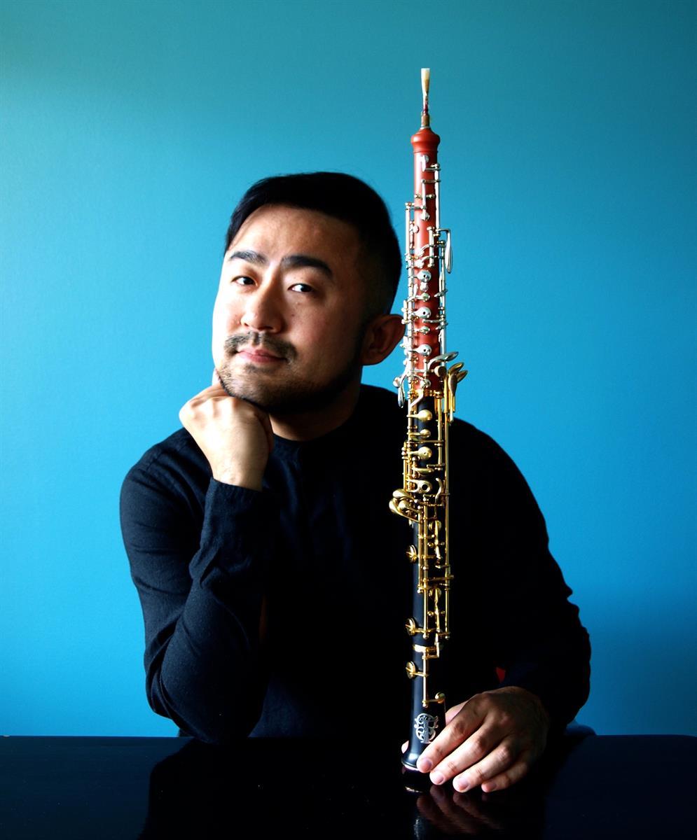 Oboen äänenjohtaja Takuya Takashiman solistikonsertissa venetsialaista barokkia